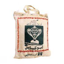 Abu Kas Basmati Indian Rice 5 Kg