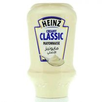 Heinz Classic Squeeze Mayonnaise 400ml