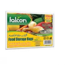 Falcon Food Storage Plastic Bags (17 cm x 40 cm)