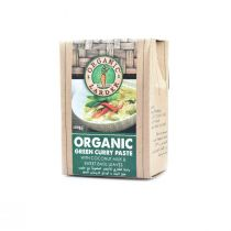 Organic Larder Green Curry Paste 100g