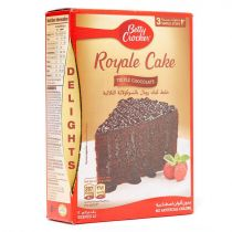 Betty Crocker Triple Chocolate Royale Cake Mix 610g
