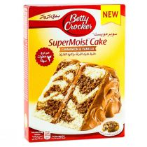 Betty Crocker Cake Mix - Cinnamon & Vanilla (450 g)