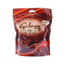 Galaxy Chocolate Minis (250 g)