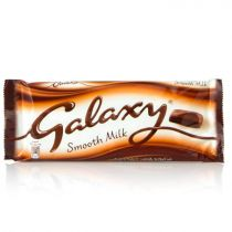Galaxy Chocolate Smooth Milk 90g