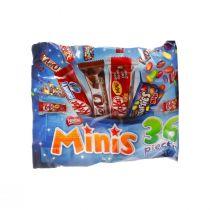 Nestle Chocolate Minis Mix (36 Pcs)