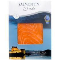 Salmontini Smoked Scottish Salmon 100g