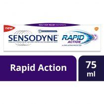 Sensodyne Rapid Action Toothpaste 75ml