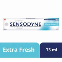Sensodyne Extra Fresh Toothpaste for Sensitive Teeth, 75ml