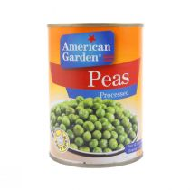American Garden Processed Peas 400 g