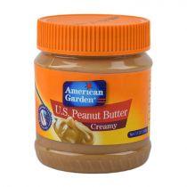 American Garden Creamy Peanut Butter 340g