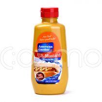 American Garden Mustard Squeeze 340g