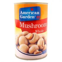 American Garden Whole Mushrooms 400g
