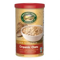 NP Org Old Fashion Oats can (510g)