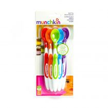 Munchkin Soft Tip Infant Spoons 6 Pcs