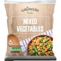 Growers Pride Mixed Vegetables 450g