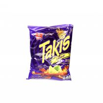 Takis Fuego Hot Chili Pepper & Lime Tortilla Chips 113g