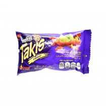 Takis Fuego Hot Chili Pepper & Lime Tortilla Chips 35g