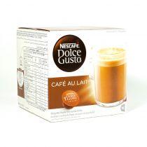 Nescafe Dolce Gusto Cafe Au Lait 16X160g