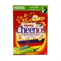 Nestle Honey Cheerios Cereal (375 g)
