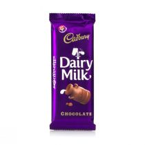 Cadbury Dairy Milk Chocolate Bar (90g)
