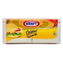 Kraft Original Cheese 20 Slices 400g