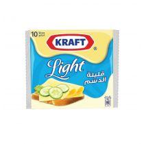 Kraft Light Cheese 20 Slices 200g