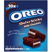 Oreo Wafer Sticks Milk Chocolate (10 sticks x 128 g)