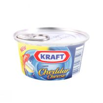 Kraft Processed Cheddar Cheese Can (106 g)