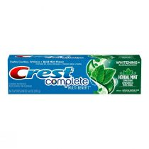 Crest Toothpaste Complete Herbal Mouth Wash (100 ml)