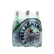 San Pellegrino Water Plastic Bottle (6 pcs x 1 litre)