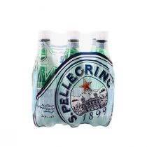San Pellegrino Water Plastic Bottle (6 pcs x 500 ml)