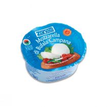 Zanetti Fresh Mozarella Cheese Buffalo Cup 125g