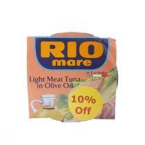 Rio Mare Light Meat Tuna Olive Oil (160 g)