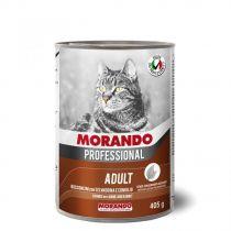 Morando Professional Adult Gam & Rabbit Chunks 405g