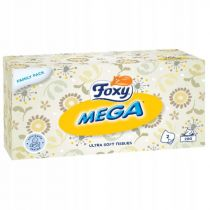Foxy Mega Ultra Soft 2 Ply Tissues 200 Pcs