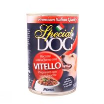 Special Dog Food Veal (Can