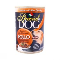Special Dog Food Chicken (Can