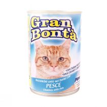 Gran Bonta Cat Food with Fish (400 g)