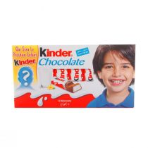 Kinder Milk Chocolate Fingers (8 Fingers)