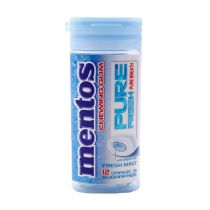 Mentos 3D Pure Fresh with Mint Tube (24 g)
