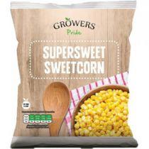 Growers Pride Supersweet Sweetcorn 450g