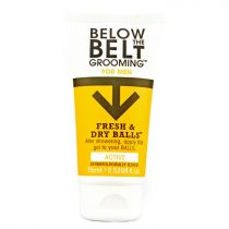 Below the Belt Fresh and Dry Balls Active 75ml