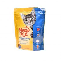 Meow Mix Seafood Medley Cat Food 510g