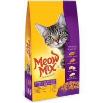 Meow Mix Original Choice Cat Food 1.43 Kg