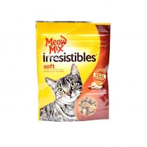 Meow Mix Irresistibles Soft Chicken Cat Treats 85g
