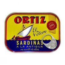 Ortiz Sardines in Olive Oil Tin (140 g)