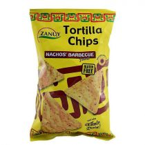 Zanuy Tortilla Chips Nachos Barbecue 200g