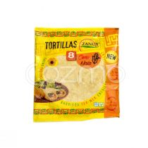 Zanuy Corn Tortillas 8 Wraps