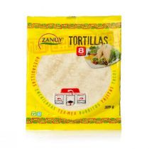 Zanuy Tortillas (18 wraps x 8 inch)