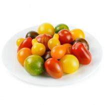 Cherry Tomatoes Mixed Colours